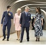 Charles and Camilla Visit White City