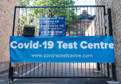 Hammersmith Clinic Offering Free Covid-19 Tests to NHS Staff