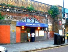 Goldhawk Road Station Closed Due to