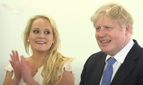 Boris Johnson Not To Be Charged Over Arcuri Relationship