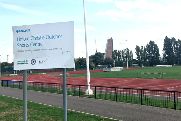 Three options being considered for future of Linford Christie Stadium