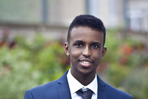 Mohamed Mohamed will go to University College London