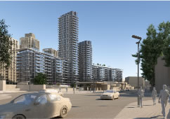 Massive Wood Lane Tower Blocks Given Green Light