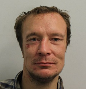 Lee Taylor, jailed for urinating on Shepherd's Bush Green War Memorial