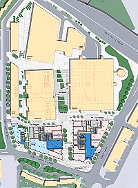 Plan of White City Place