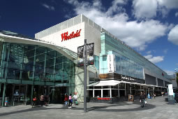 Only Essential Stores Remaining Open at Westfield